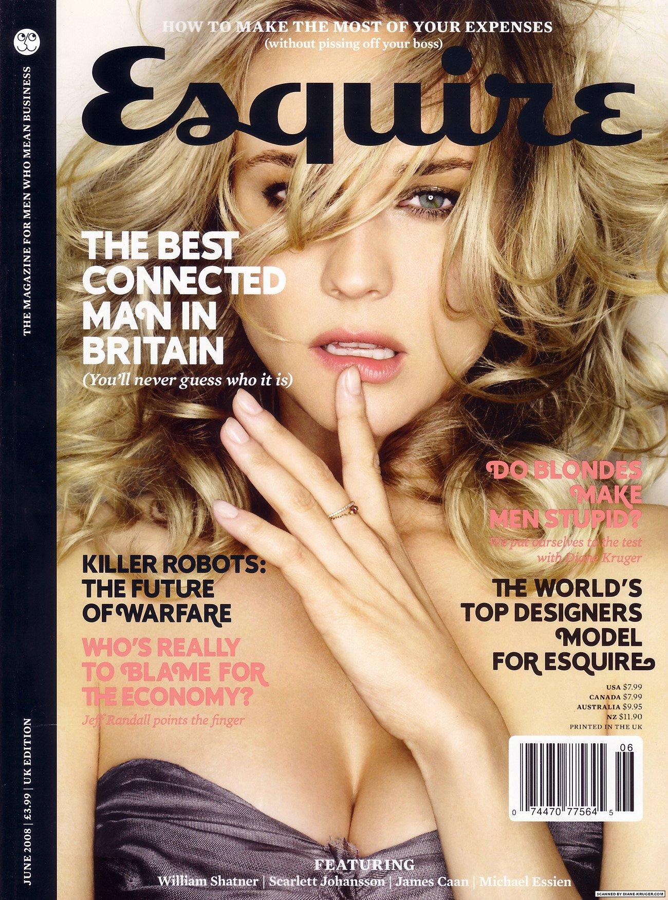 Diane Kruger     Esqui...