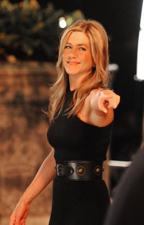 Jennifer Aniston 30 Rock. Jennifer Aniston shooting
