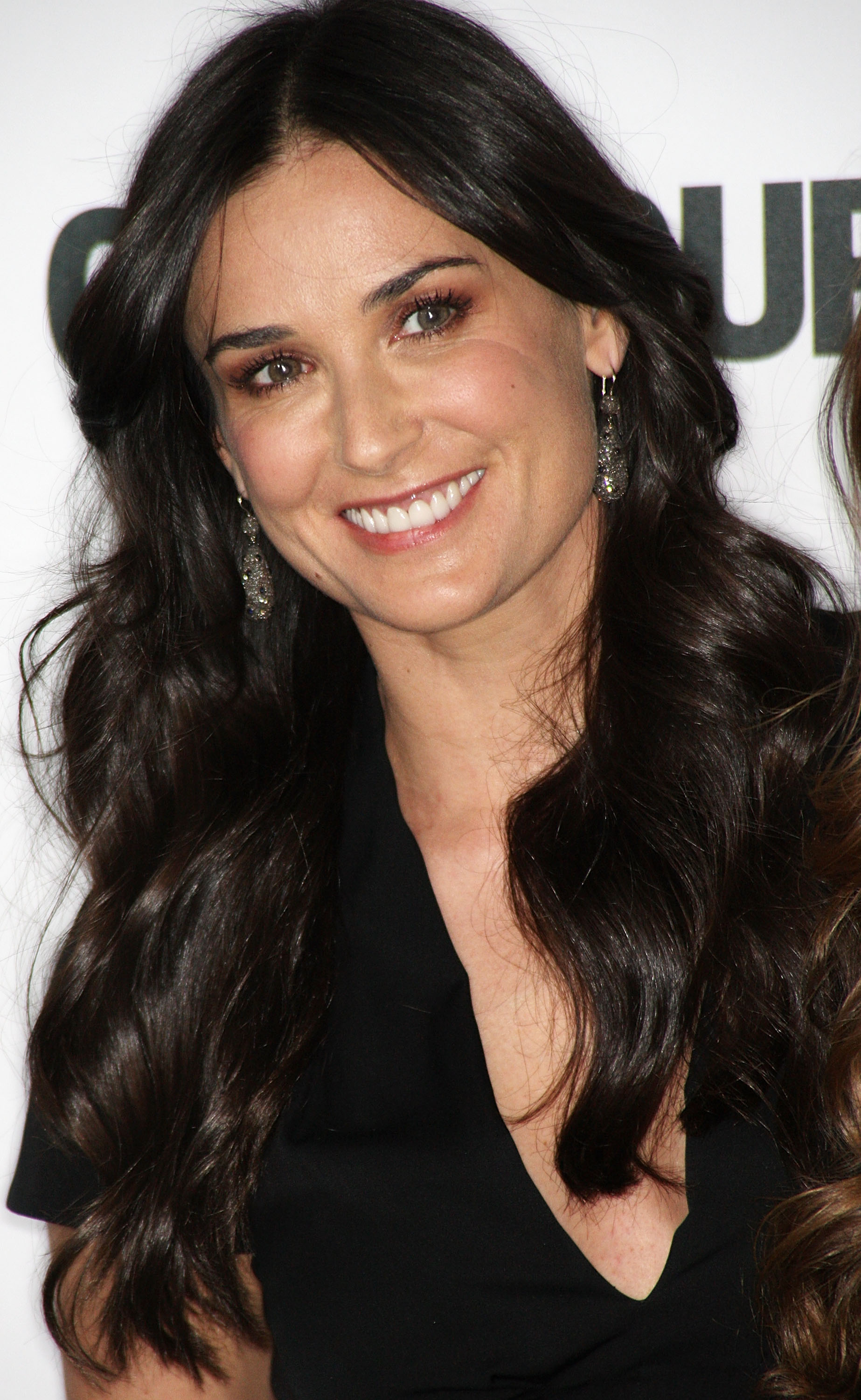Demi Moore Attends Bruce Willis' Vow Renewal to Emma Heming