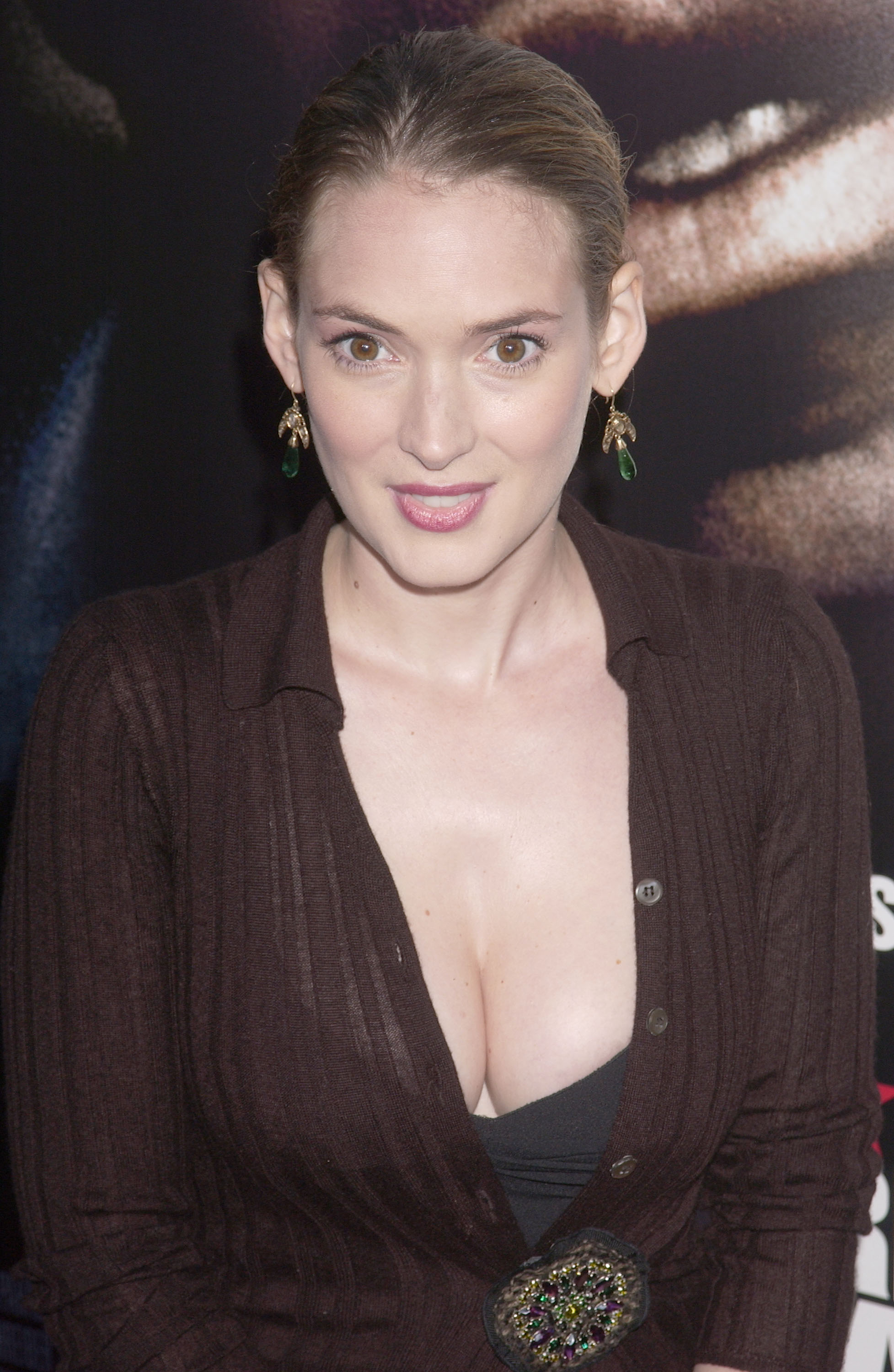 "Flashback…Winona Ryder arrives at the premiere of ""The Manchurian ..."