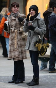 Rachel McAdams Out Shopping In London (USA AND OZ ONL